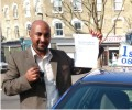 Bazezew with Driving test pass certificate