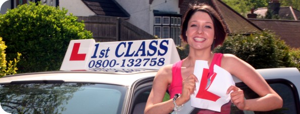 Driving Lessons in London