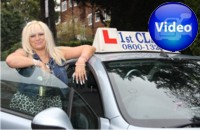 Female Driving Instructor in Croydon