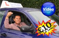 Jay driving lessons in West London