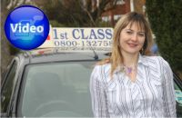 Nataliya driving lessons in West London