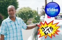 Roy driving lessons in Bromley