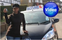 Female Driving lessons in North East London